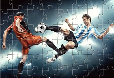 Football Shoot Puzzle