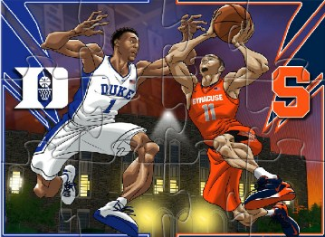 College Basketball Puzzle