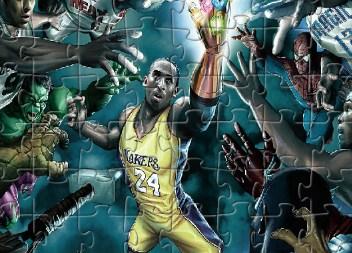 Kobe Rings Puzzle