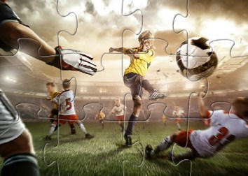 Wacky Football Puzzle