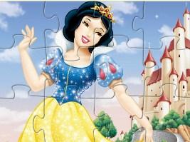 Snow White Princess Jigsaw