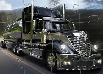 International Truck Jigsaw