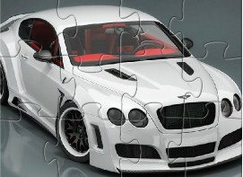 Bentley Continental Jigsaw