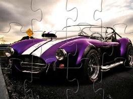 Shelby Cobra Jigsaw