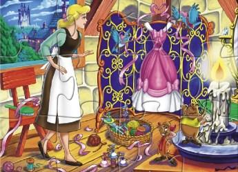 Princess Cinderella Jigsaw