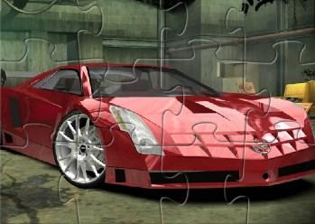 Cadillac Jigsaw