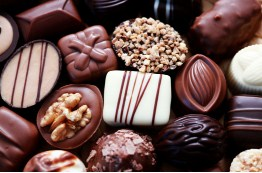 Assorted Chocolates Jigsaw Puzzle
