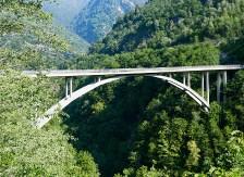 Calanca Valley Bridge Jigsaw