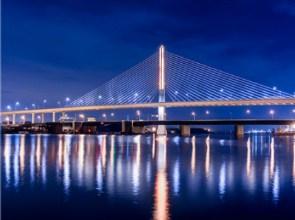 Toledo Skyway Bridge Jigsaw