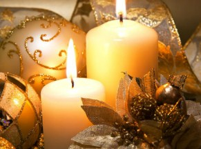Two Candles Jigsaw