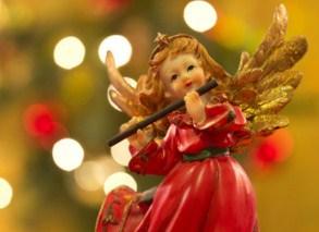 Christmas Angel Jigsaw