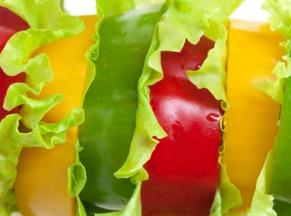 Sliced Peppers Jigsaw