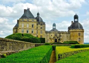 Hautefort Castle Jigsaw Puzzle