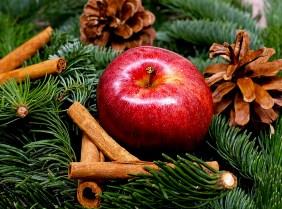 Cinnamon and Apple Jigsaw Puzzle
