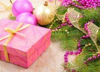 Pink Present Jigsaw Puzzle