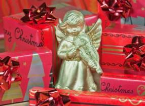 Christmas Angel Jigsaw Puzzle