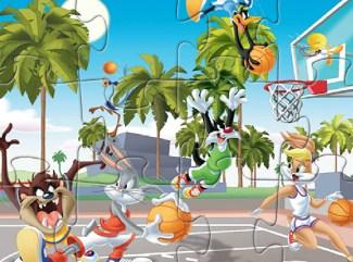 Looney Toons  Basket