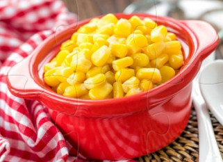 Yellow Corn Jigsaw Puzzle