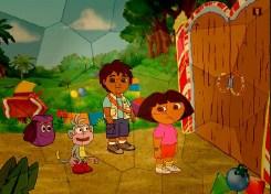 Puzzle Mania Dora And Diego