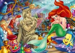 Little Mermaid Jigsaw 5