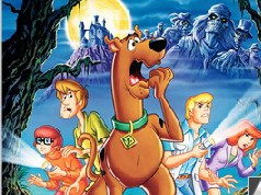 Scooby Doo and Friends Puzzle