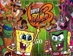 Spongebob Super Brawl Puzzle