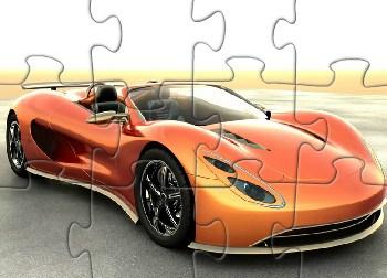 Super Car Puzzle