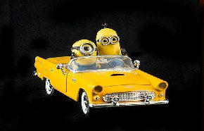 Minions Car Ride Jigsaw