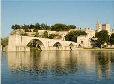 Pont d'Avignon Bridge Jigsaw Puzzle