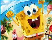 SpongeBob Ice Cream Jigsaw