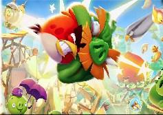 Angry Birds 2 Jigsaw