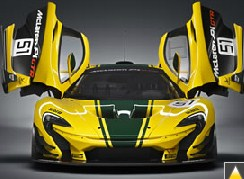 McLaren Jigsaw