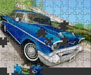 Chevrolet Bel Air Puzzle
