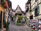 In Eguisheim France Jigsaw Puzzle