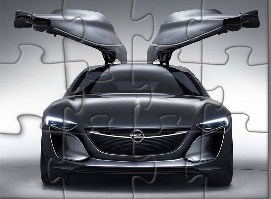 Opel Monza Jigsaw