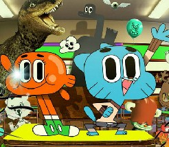 Gumball Jigsaw Puzzle