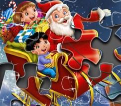 Christmas Jigsaw Puzzle 3