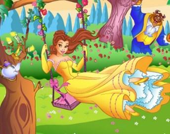 3D Disney Princess Jigsaw Puzzle