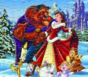 Beauty and the Beast Sort My Jigsaw