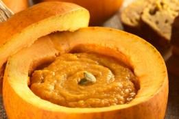 Creamy Pumpkin Soup Jigsaw Puzzle