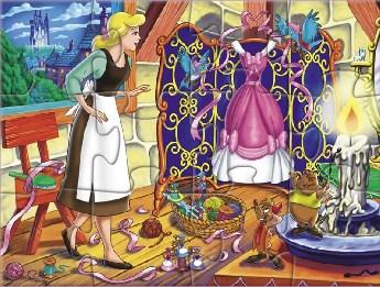 Princess Cinderella Puzzle