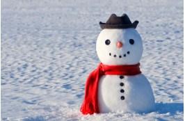 Cute Snowman Jigsaw Puzzle