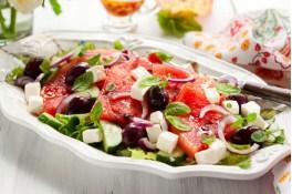 Watermelon Salad Jigsaw Puzzle