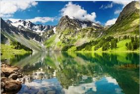 Altai Mountains Jigsaw