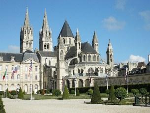 Abbaye aux Hommes   Caen Jigsaw