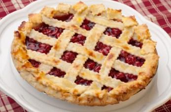 Cherry Pie Jigsaw Puzzle