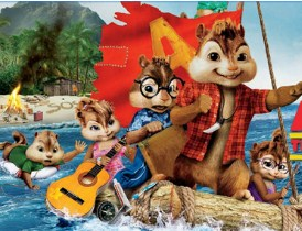Alvin and the Chipmunks puzzle