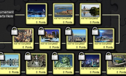 12 NYC Jigsaw Puzzles