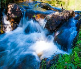 Scenic Streams Jigsaw