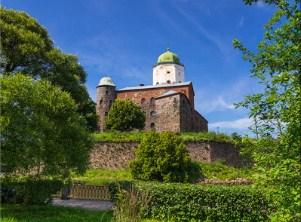 Vyborg Castle Jigsaw Puzzle